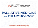 2019 PILOT Regionals Palliative Medicine in Pulmonology
