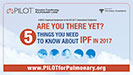 2017 IPF COPD: 5 things you need to know about IPF in 2017