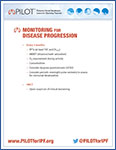 Monitoring for Disease Progression