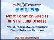 Most Common Species in NTM Lung Disease
