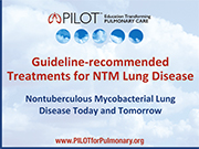 Guideline-recommended Treatments for NTM