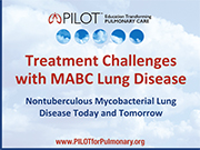 Treatment Challenges with MABC Lung Disese