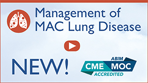 Management MAC Lung Disease